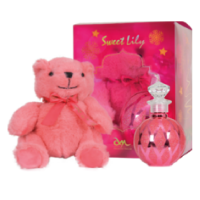 Sweet Lily Shower Set