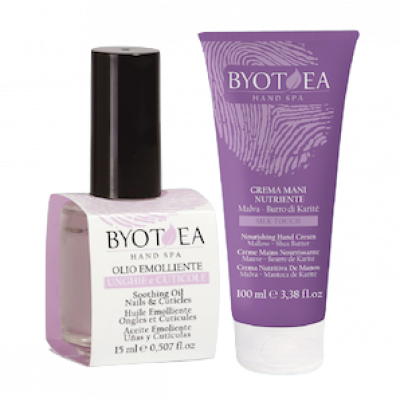 Soothing oil nails and cuticles +Nourishing Hand Cream Set